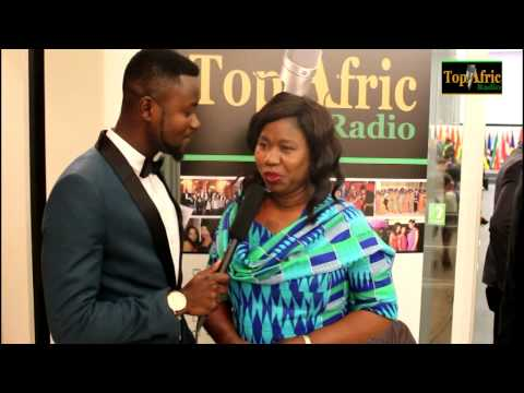 Interviews at 4th AFRICAN YOUTH EDUCATION AWARD 2014 in Germany.