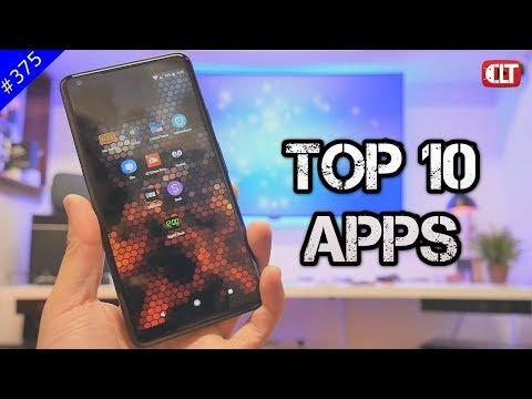 #375 Top 10 Best APPS - February 2018 #TTT
