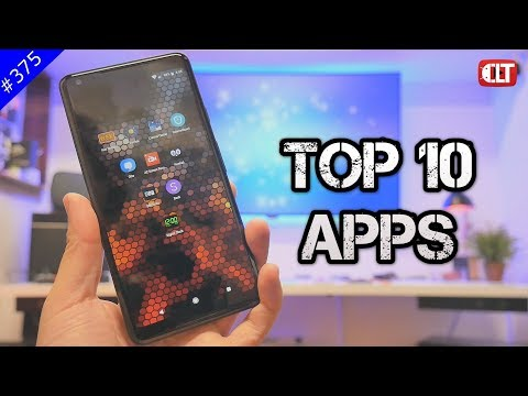 #375 Top 10 Best APPS - February 2018