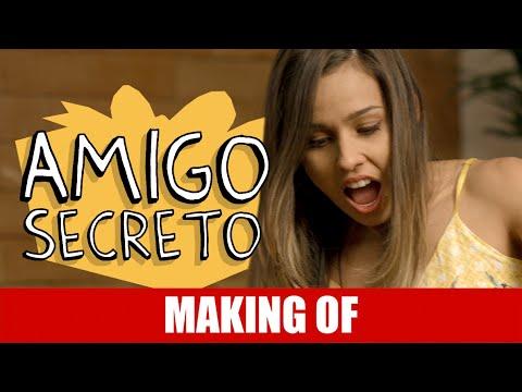 Making Of – Amigo Secreto