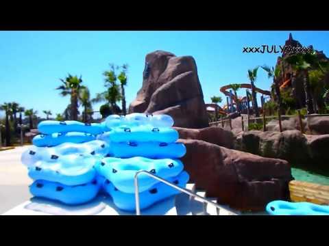 Legend of Aqua - The Land of Legends Theme Park Turkey, Belek 2017