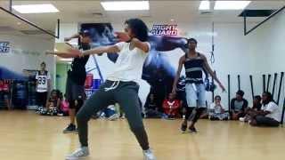 wale ft usher matrimony choreography