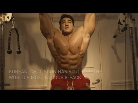 Chul Soon Abs Workout 3000 Situp, It's a monster workout