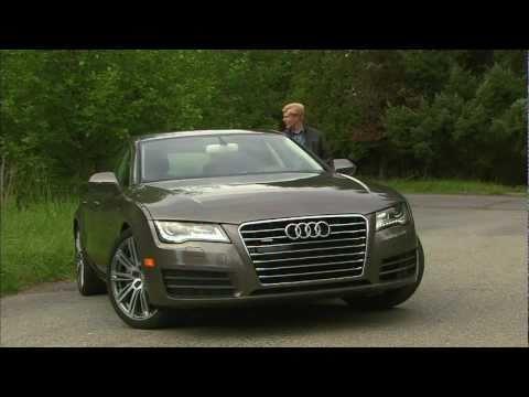 2013 Audi A7 Prestige Vs Premium Plus >> 2012 Audi A7 Test Drive & Review | Doovi