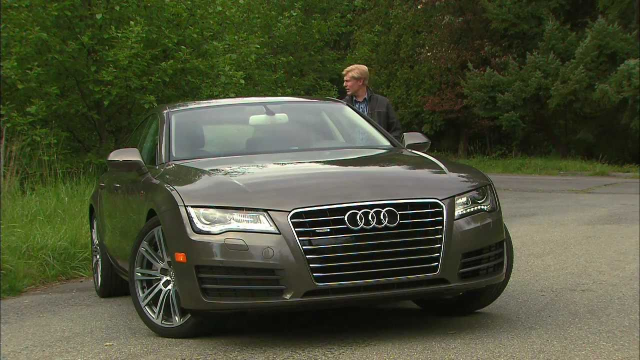 2013 Audi A7 Prestige Vs Premium Plus >> Audi A7 Premium Plus Hd Video Review Youtube