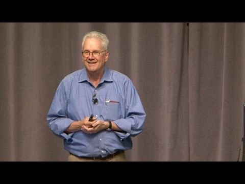 Geoffrey Moore: Reach Your Escape Velocity [Entire Talk]