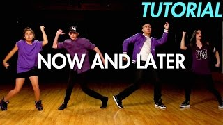 Sage the Gemini - Now and Later (Dance Tutorial) | Mihran Kirakosian Choreography