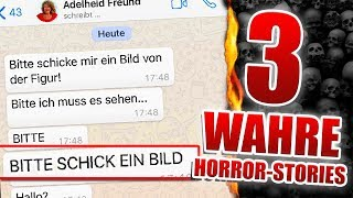 3 WAHRE Horror-Stories!