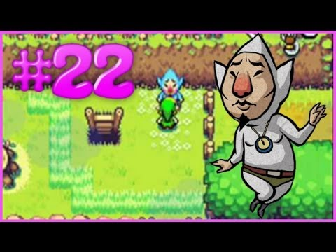 The Legend Of Zelda The Minish Cap Part 22 Great Fairies And The