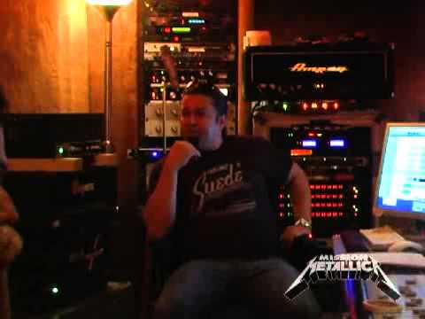 Mission Metallica: Fly on the Wall Platinum Clip (July 20, 2008) Thumbnail image