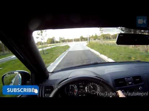 OnBoard 2012 Skoda Fabia RS Combi