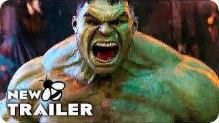 Avengers 3: Infinity War 10 Days Spot & Trailer (2018)