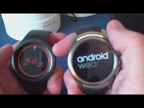 LG Watch Urbane 2nd Edition LTE vs Samsung Gear S2 3G Sports Watch