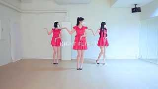 【踊ってみた】NIGHT FLIGHT - Perfume【セラミクロニ】