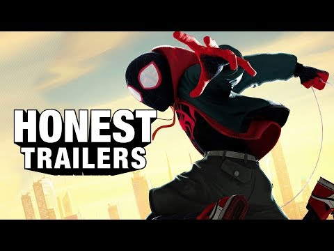 Honest Trailers - Spider-Man: Into the Spider-Verse