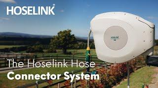 The Hoselink Hose Connector System