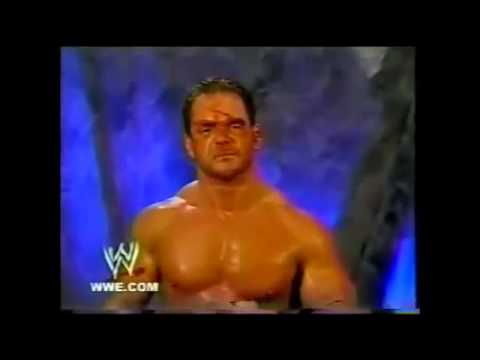 Chris Benoit Warned Us!