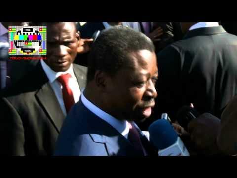 Lorsque le petit prince Faure Gnassingbé daigne accorder une interview, ça donne ça!