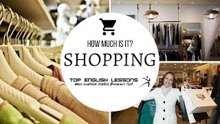 👜  🏬 🎁 💍 💰 Shopping in English: How Much is it? 💰 💍 🎁 🏬  👜