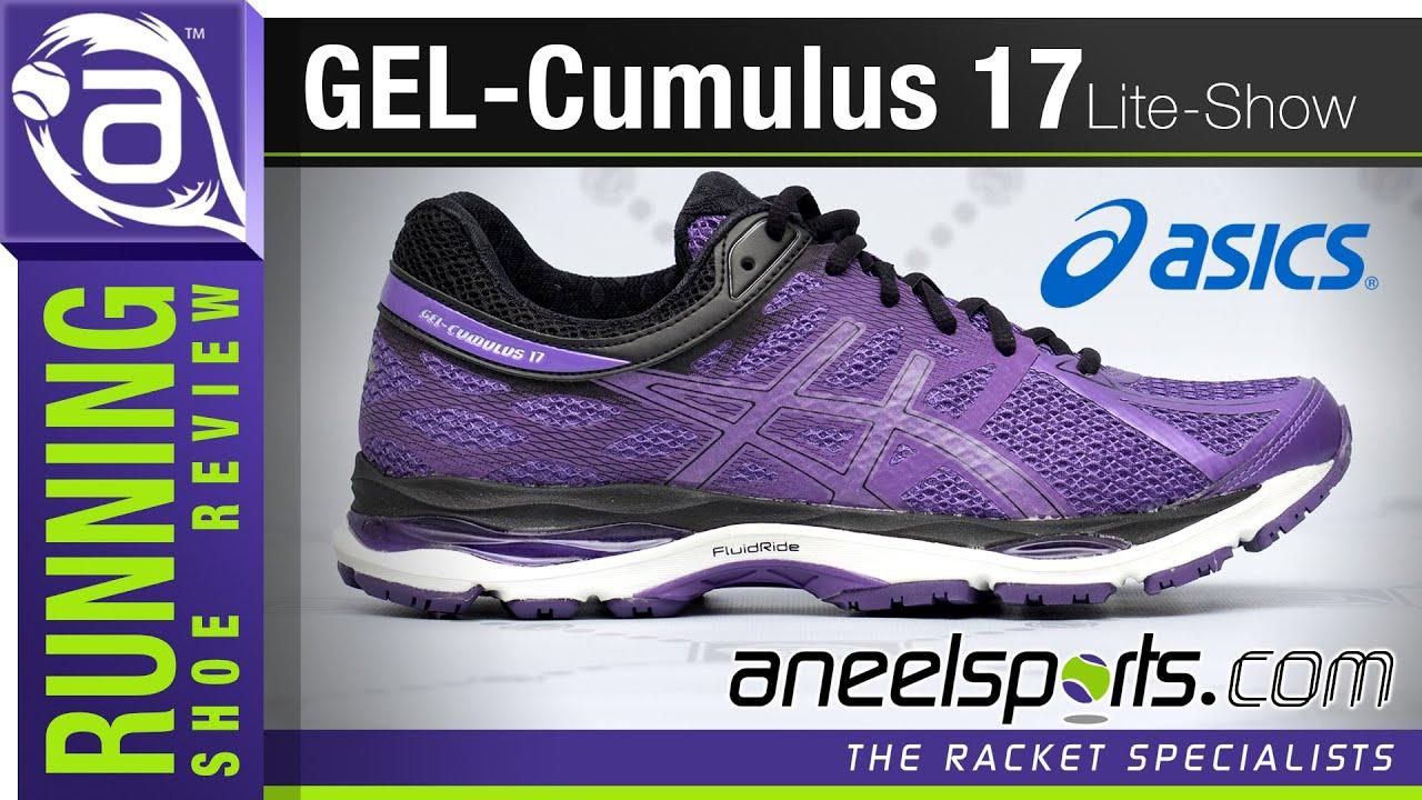 ASICS Lite Gel Gel Cumulus 17 157 Lite Show - Revue de chaussures YouTube 211a36a - reveng-moneysite-pipe-block5.website