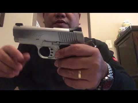 Kimber Stainless Ultra Carry II, Fixing Failure To Feed!