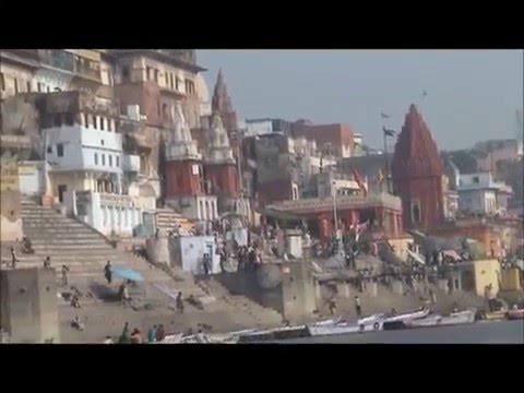 Sethukarnan's Allahabad & Varanasi Tour 18 Feb 2010.wmv