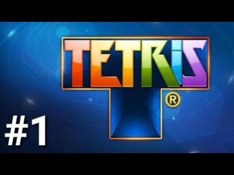 TETRIS MOBILE PART 1 Gameplay Walkthrough - iOS / Android