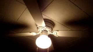 """Walmart 42"""" hugger ceiling fan"""
