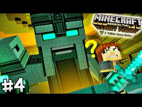 IL N'Y A PAS D'ISSUE ! | Minecraft Story Mode Saison 2 #4 [FIN]