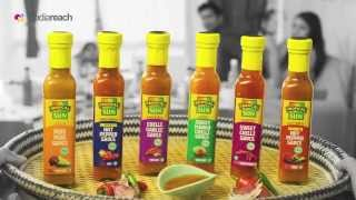 Lifts Any Mood TV Advert Asian Tropical Sun Foods   2013