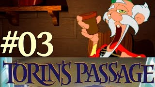 Let's Play Torins Passage [Deutsch] #03 - Schneckghetti Moosonara