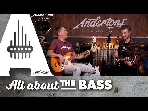 Short Scale Bass Shoot Out - Small Bass Guitars Or They Giant Men?