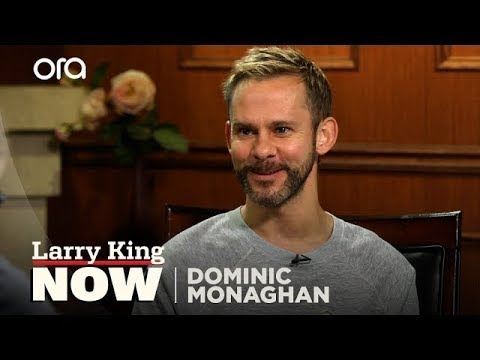"""Dominic Monaghan on """"Larry King Now"""" - Full Episode Available in the U.S. on Ora.TV"""