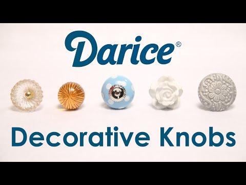 Darice Decorative Knobs