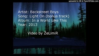 Backstreet Boys - Light On