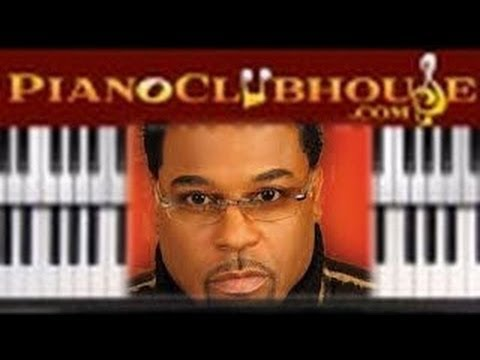 How To Play In The Sanctuary Kurt Carr Gospel Piano Tutorial