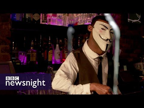 Russia's (dis)information warfare - BBC Newsnight
