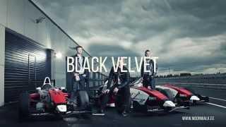 BLACK VELVET - Võidusõit  (Lyrics video / laulusõnadega)