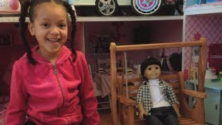 American Girl Boy Doll Plus See Our Recent Doll House Additions!