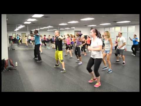 Rock This Party – Warm Up – Zumba Routine