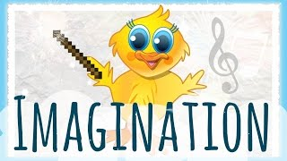 """ Imagination "" - Sqaishey Song"