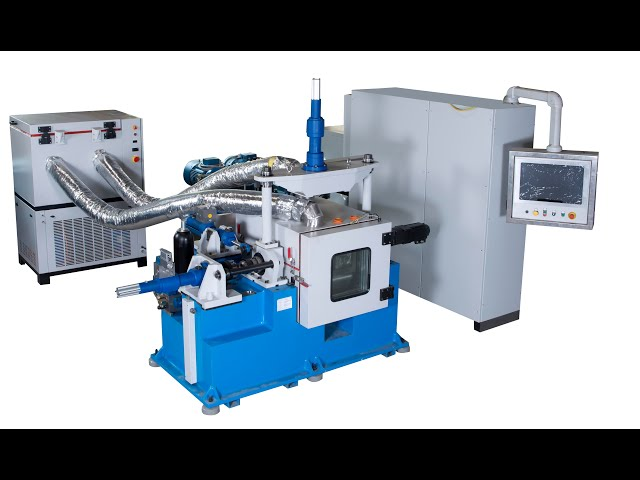 50kN Ball Joint Endurance Test Rig 5 Axis