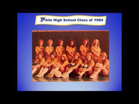 Philo High School Class of 1984 35 Year Reunion