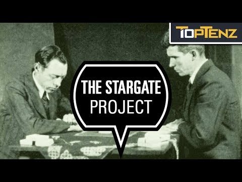 Top 10 Weirdest CIA Programs