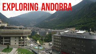 Exploring Andorra
