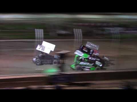 CA Speedweek, Delta Speedway - Micro 600R B Main Event (Carson Borden) - June 27, 2018