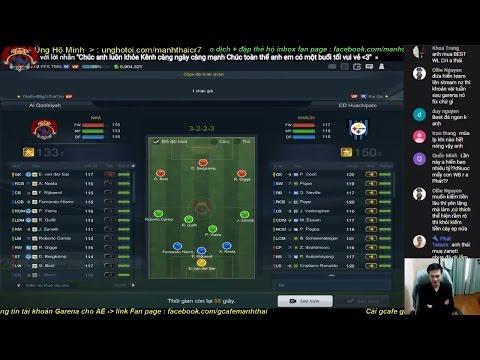 Trần Minh Quang (full WL) vs Lĩnh iker (full best +8) - khi 2 sao vàng cầm ĐH top sever thi đấu