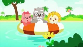 新健康歌|好習慣|卡通動畫|貝瓦兒歌|BEVA
