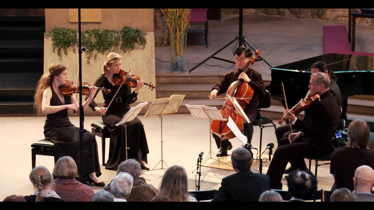 Johannes Brahms: String Quintet No. 2 in G Major, Op. 111