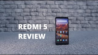 Xiaomi Redmi 5 Review: The New Budget Smartphone From Xiaomi